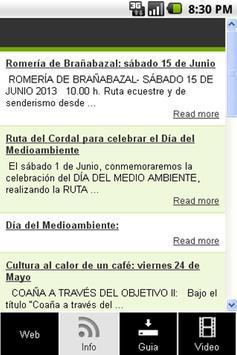 Ayuntamiento de Coaña apk screenshot