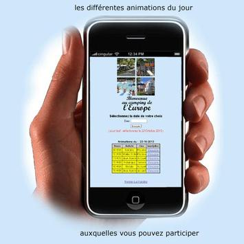 InfoCamping apk screenshot