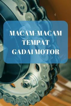 Info mudah gadai motor poster