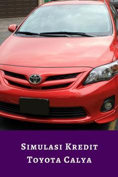Informasi Kredit Toyota Calya screenshot 1