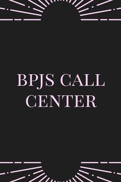Informasi bpjs call center poster