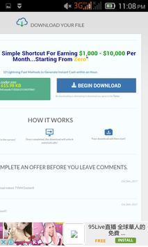 Instant Cash apk screenshot