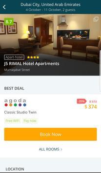 Instant Hotel Deals screenshot 6