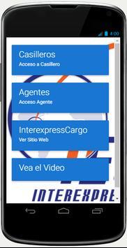 Interexpress Cargo poster