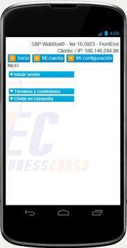 Interexpress Cargo screenshot 2