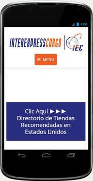 Interexpress Cargo screenshot 3