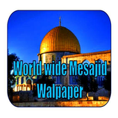 World Wide Mesajid Walpaper icon