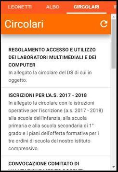 Istituto Comprensivo Leonetti screenshot 1