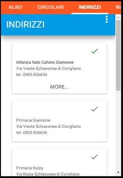 Istituto Comprensivo Leonetti screenshot 2