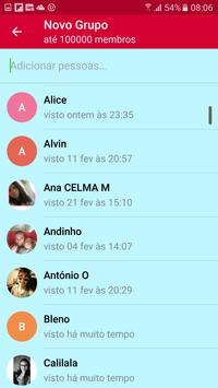 Ize Menssenger screenshot 5