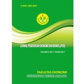 Jurnal Pendidikan Ekonomi & Bisnis (JPEB) icon