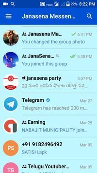 Janasena Messenger for Android - APK Download