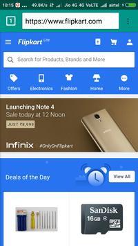 JaiHind Browser screenshot 3