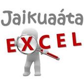 Jaikuaáta Excel icon