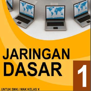 Buku Jaringan Dasar TKJ poster