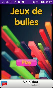 Tir de Bulles poster