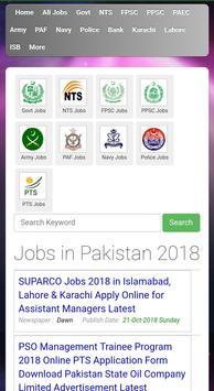 Jobs Hunting screenshot 3