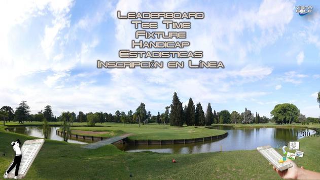 Jockey Golf poster
