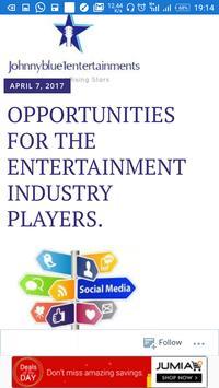 Entertainments & Lifestyles screenshot 1