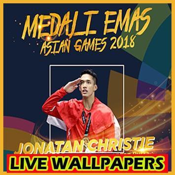 Jojo Wallpaper Live HD - Jonatan Christie poster
