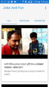 Joke & Funny Videos screenshot 1