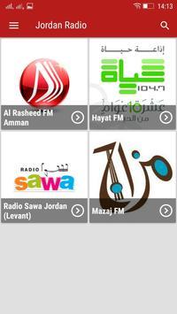Jordan Radio poster