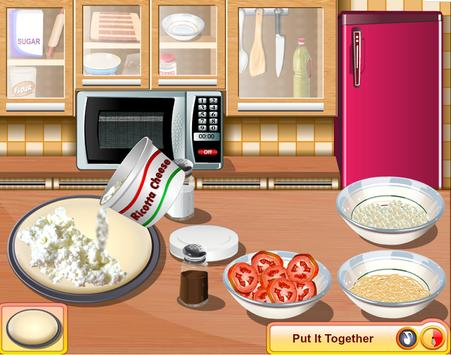 Pizza Maker - cooking games poster