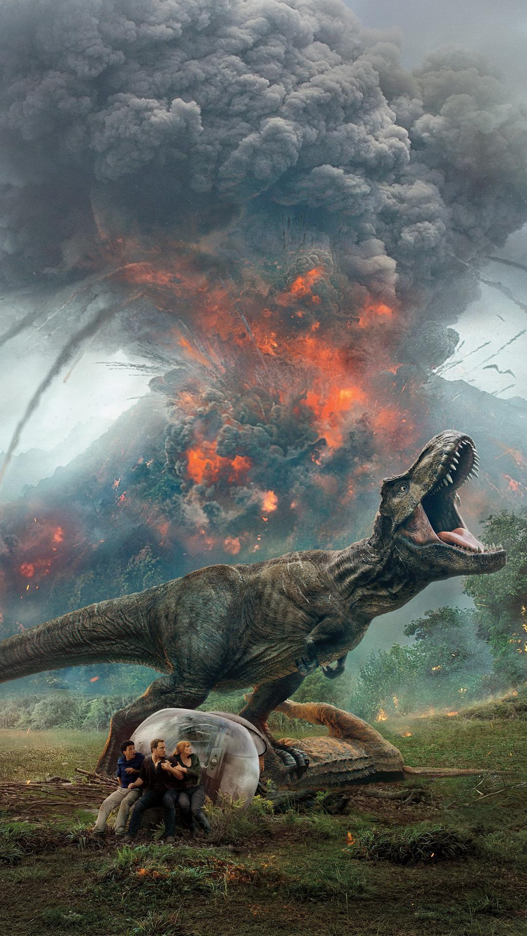 Jurassic World Fallen Kingdom Hd Wallpapers For Android