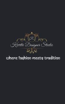 KDS - Keerthi Designer Studio poster
