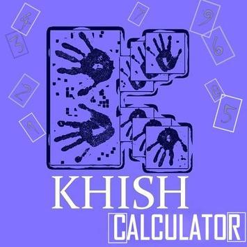 KHISH Calculator poster