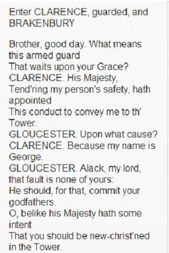 King Richard III apk screenshot