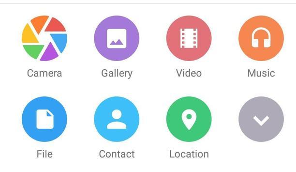 KIT Messenger screenshot 1