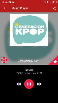 K-POP Radio apk screenshot