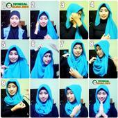 Kamus Tutorial Hijab icon