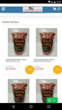 Kacang Bali poster