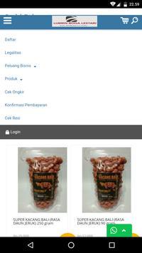 Kacang Bali screenshot 2