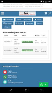 Kacang Bali screenshot 5