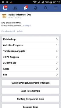 Kalbar Informasi apk screenshot