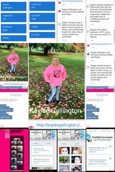 Official Kaylee Gallington screenshot 2