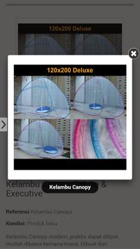 Kelambu Golden Bed apk screenshot