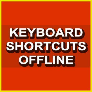 Keyboard Shortcuts Offline - Free poster