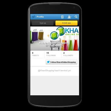 Kharel Shopping screenshot 2