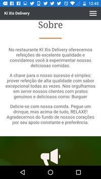 Ki Xis Delivery apk screenshot