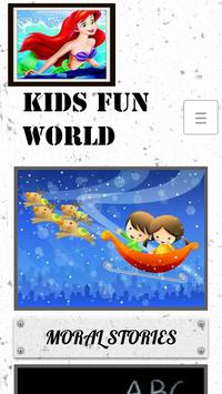 Kids Fun World apk screenshot