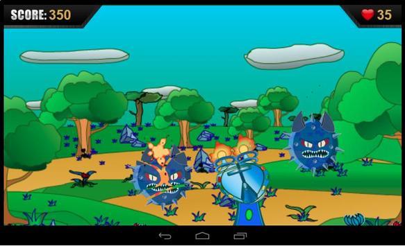Kill the Monsters screenshot 2