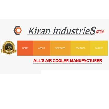 kiran industries apk screenshot