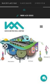 Metro Kochi poster