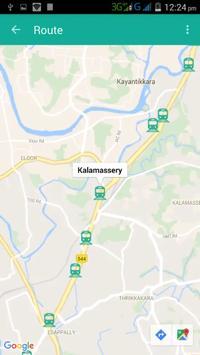 Kochi Metro App screenshot 4