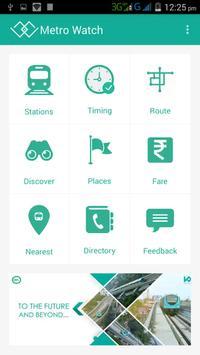 Kochi Metro App screenshot 5