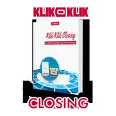 Klik - Klik Closing icon